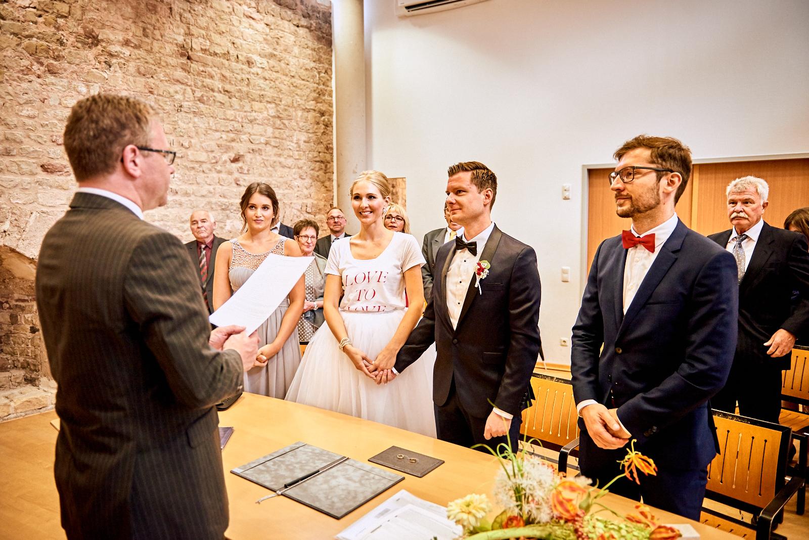 Standesamt Trier Hochzeit