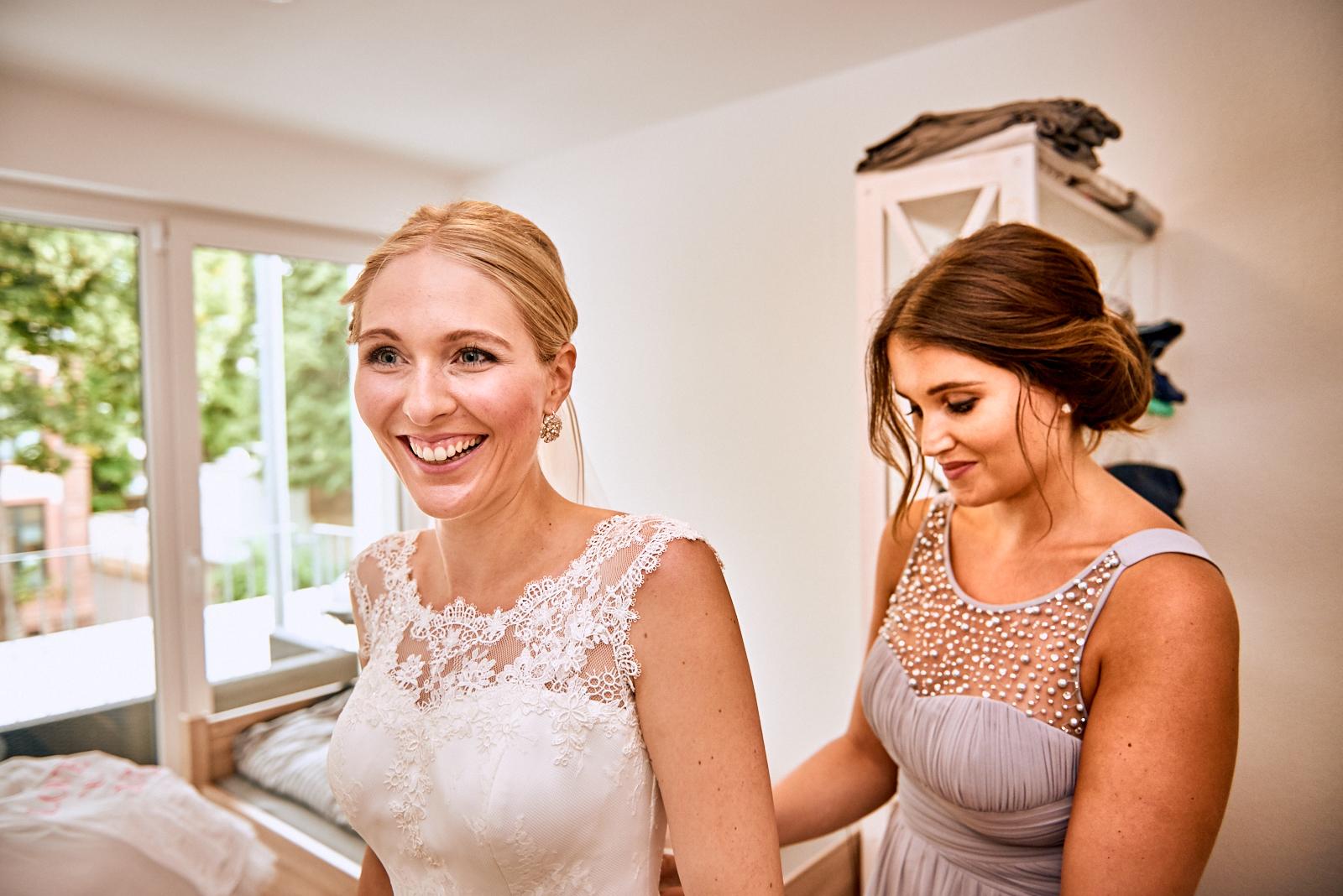 Brautkleid Trier Hochzeitsfotografie